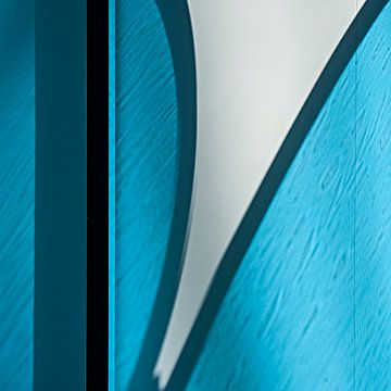 Shades of blue van Maerten Prins