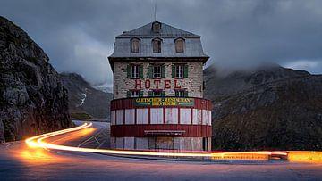 Hotel Belvedere von Esmeralda holman