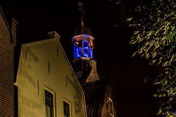 Vestingstadje Nieuwpoort (ZH), N.H. Kerk van Kees van der Rest