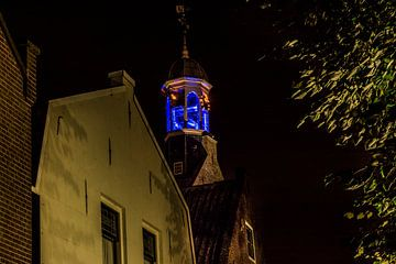Vestingstadje Nieuwpoort (ZH), N.H. Kerk sur Kees van der Rest