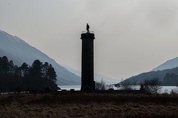Glendinnan-Denkmal von Jasper Los