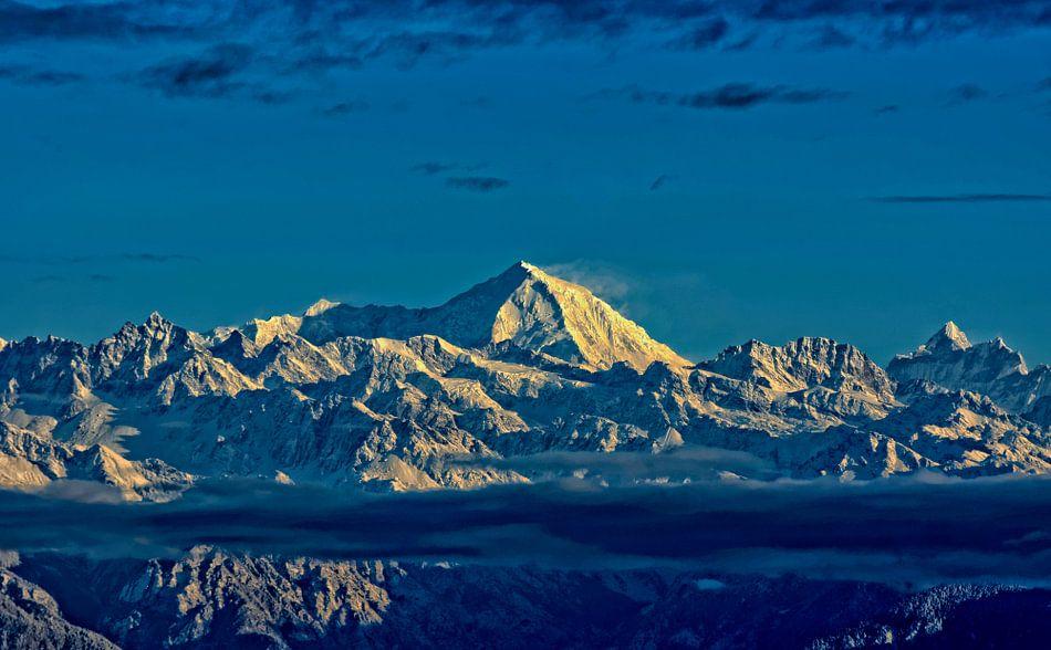 himalayas nepal van rene schuiling