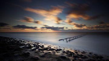 Zeeuwse zonsondergang van Gerhard Niezen Photography