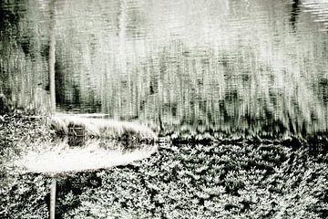 Water | Abstract van Henriëtte Mosselman