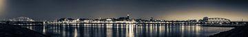 Panorama Nijmegen 2021 van Henk Kersten