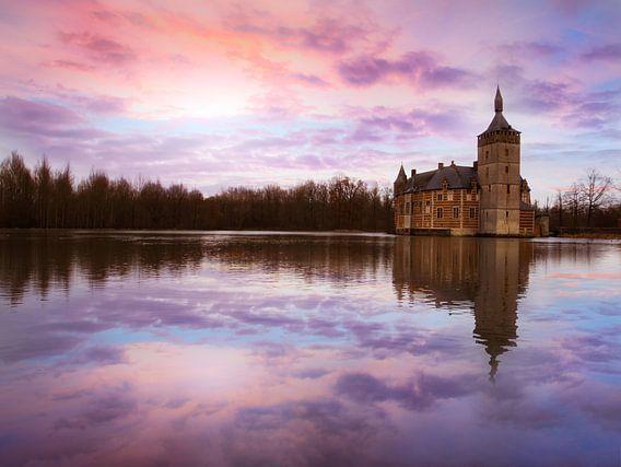 Kasteel van Horst, Holsbeek, België van Art  By Dominic