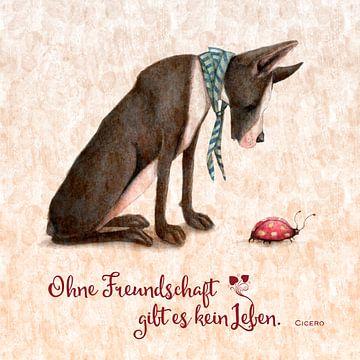 LEBENSWEISHEIT Freundschaft  von