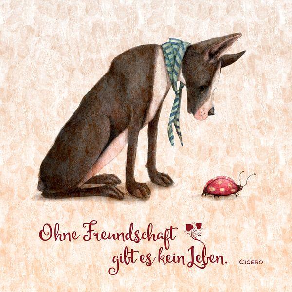 WISDOM Friendship van Melanie Viola