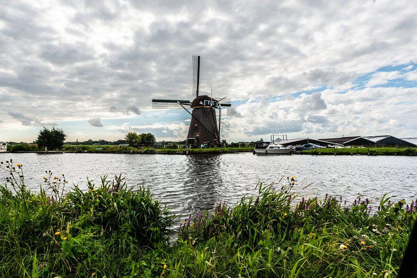 Windmolens in Nederland van Brian Morgan