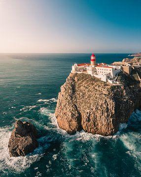 Cabo de São Vicente vuurtoren van Andy Troy