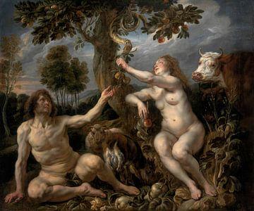 Adam und Eva, Jakob Jordaens