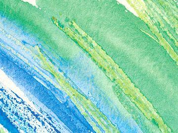 Aquarel IV van Herma Egberts