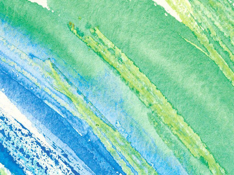 Aquarell IV von Herma Egberts