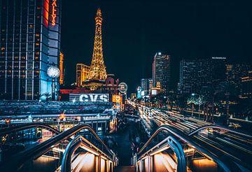 Las Vegas Strip von Joris Pannemans - Loris Photography