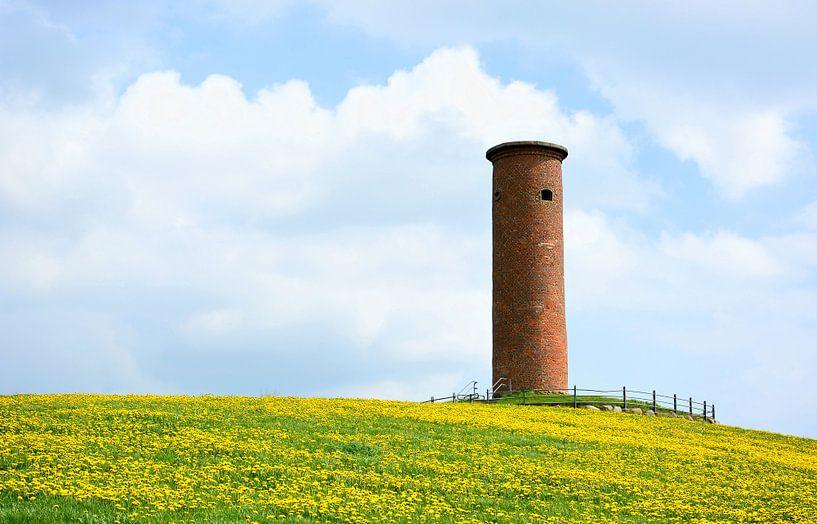 Gömnitzer Turm van Gisela Scheffbuch
