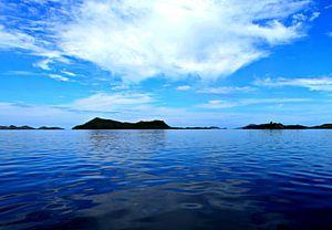 Komodo Indonesië  van Wijnand Plekker
