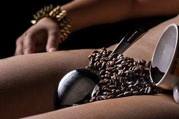 Prikkelende koffie van Edward Draijer