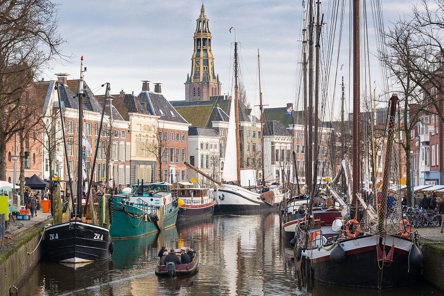 Winterwelvaart_Groningen_2016 van Ronnie Schuringa
