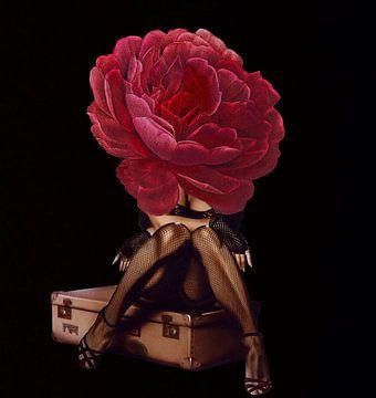 Sie - sie wartet, aber wer ist sie? von Rudy & Gisela Schlechter