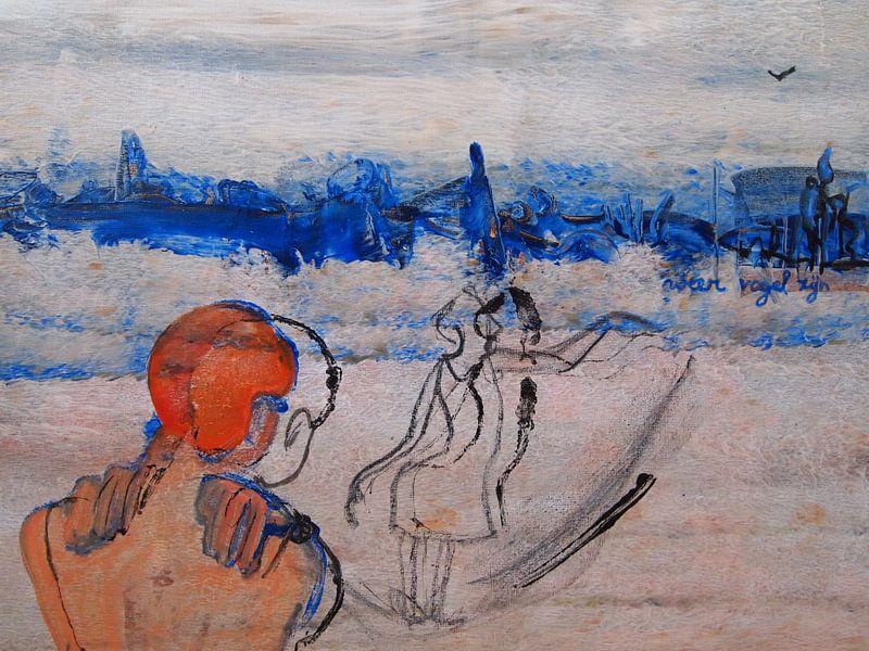 Weer vogel zijn van Sandrine Lambert