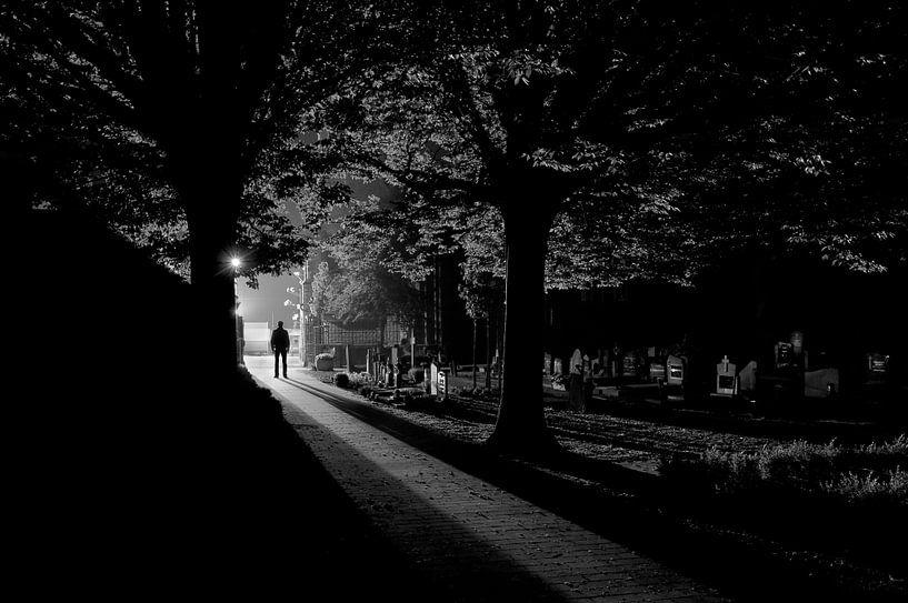 The Cemetery II van Tim Corbeel