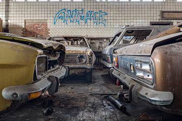 Auto's sur Gert Bakker