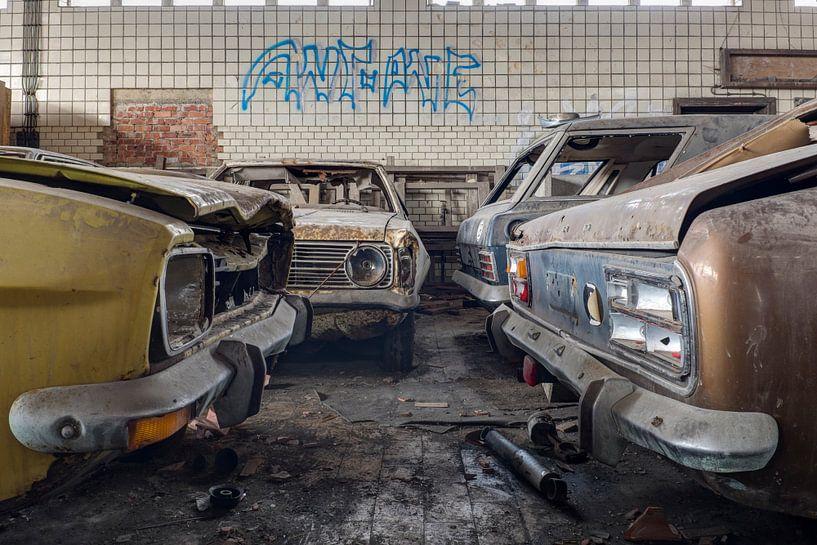 Auto's von Gert Bakker