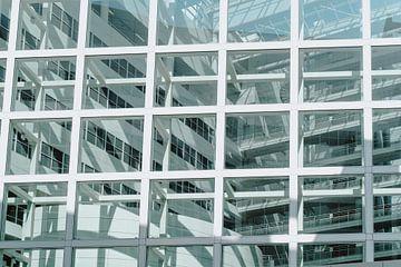 Rathaus Den Haag, Vorderansicht von Jonai
