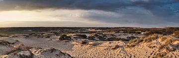 Noordwijk aan zee (landschap) van S van Wezep