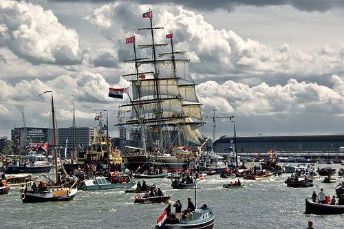 Segeln in Amsterdam