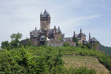 Reichsburg Cochem,  Cochem an der Mosel, Mosel, Rheinland-Pfalz, Deutschland