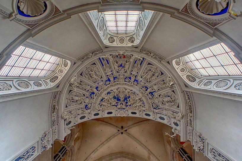 Plafond Dom van Trier van Foto Amsterdam / Peter Bartelings