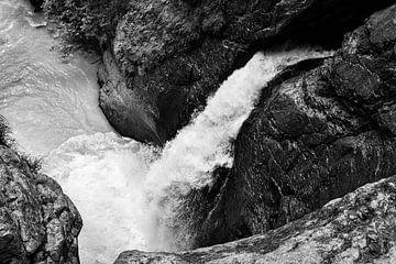 Trummelbachfälle, Lauterbrunnen, Schweiz von Steven Van Aerschot