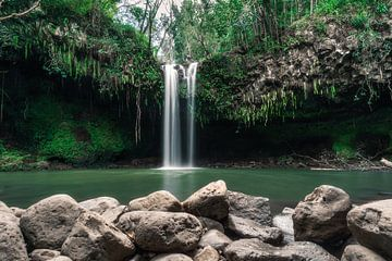 Waterfall Maui von road to aloha