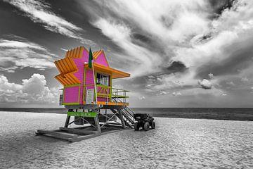 MIAMI BEACH Florida Flair von Melanie Viola