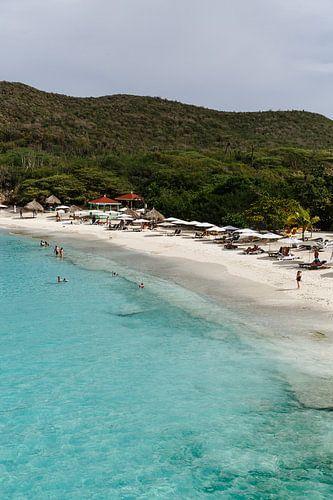Curacao Kleine Knip | Nederlandse Antillen | Strand foto