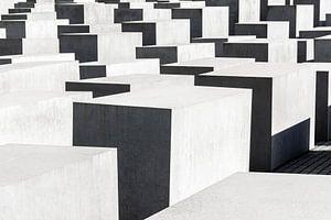 Holocaust monument in Berlijn