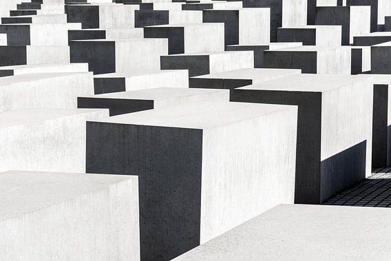 Holocaust monument in Berlijn van 7Horses Photography
