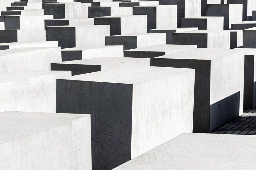 Holocaust monument in Berlijn von 7Horses Photography