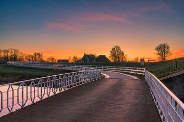 Aduarderzijl, Groningen von Henk Meijer Photography