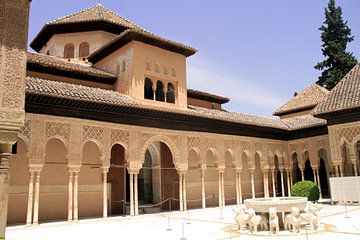 Alhambra von Gert-Jan Siesling