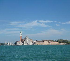 Uitzicht op Lido di Venezia