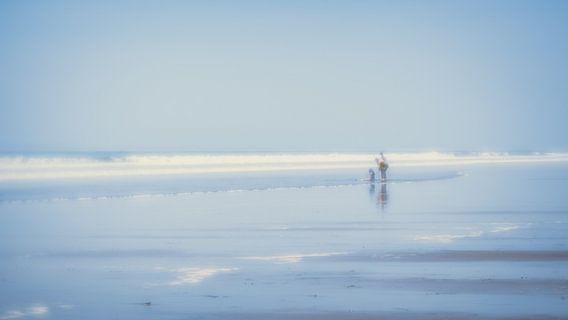 At the beach (2)