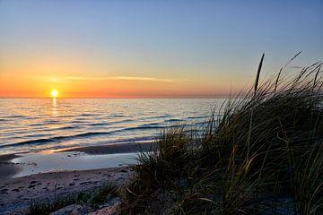 Ostsee-Abend von Joachim G. Pinkawa