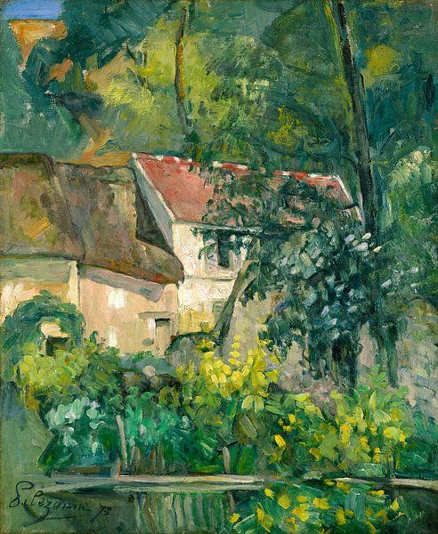 Huis van Père Lacroix, Paul Cézanne van Liszt Collection