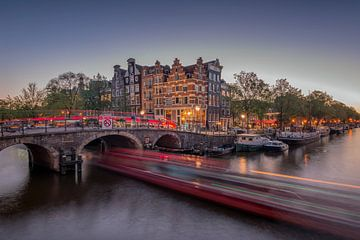 Amsterdam von Dick van Duijn