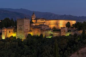 Alhambra - Granada  van