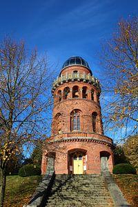 Rugardturm auf Rügen van