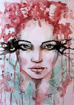 Rose van Marcella Mandis