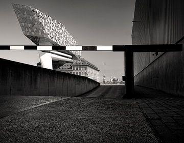 Het Havenhuis Antwerpen sur Fons Bitter